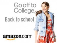 Back-to-school Savings on Amazon.com