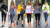 Get the Look: Stylish Workout Gear