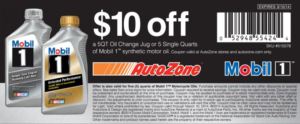 Auto zone coupon codes