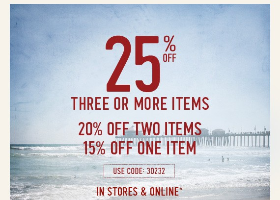 Coupon code for hollister co