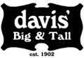 Davis Big and Tall Coupon Codes