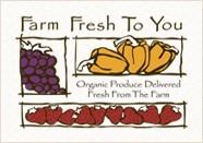 Farm Fresh To You Promo Codes
