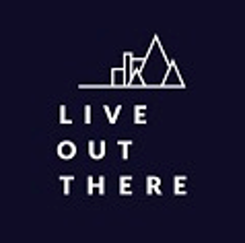 Live Out There  Coupon Codes