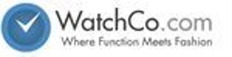 WatchCo  Coupon Codes