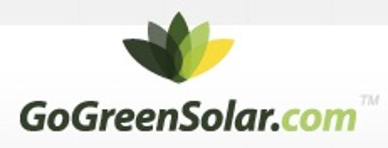 GoGreenSolar Coupons