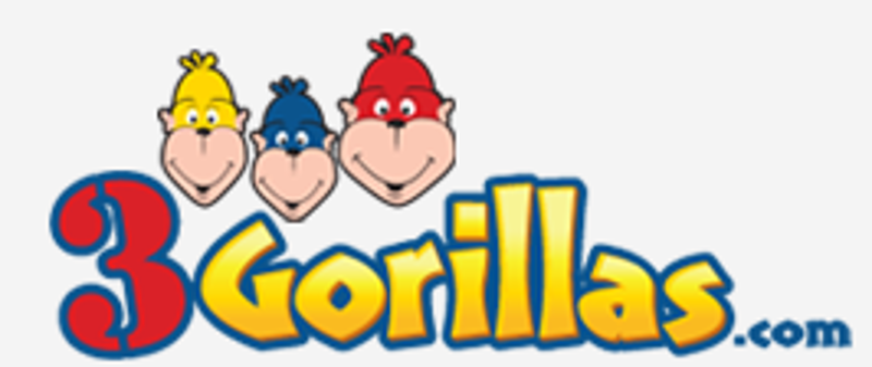 3Gorillas Coupons