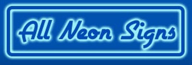 All Neon Signs Coupon Codes