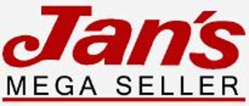 Jans Mega Seller Coupons