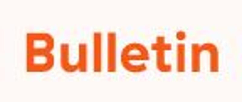 Bulletin Coupons