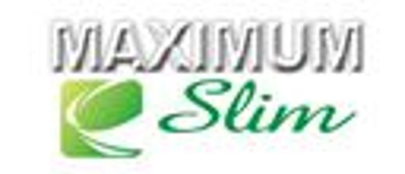 Maximum Slim Coupons