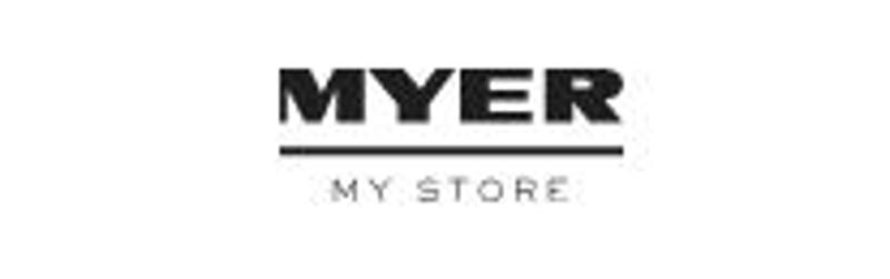 Myer Australia Coupon Codes