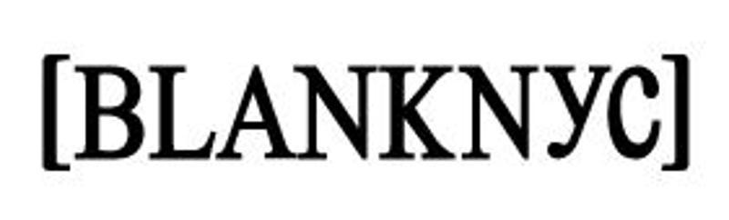 Blank NYC Coupon Codes