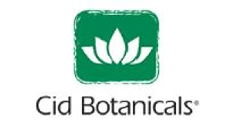 Cid Botanicals Coupons