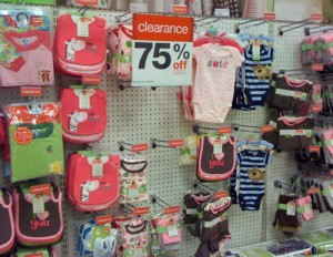 Target Baby Clothes Coupons