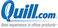 FREE gifts with select purchases at Quill.com